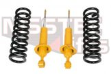 Old Man Emu Front Lift with Shocks for 2005+ Nissan Frontier & Xterra