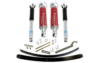 Ultimate lift kit with Bilstein shocks for 2000-2006 Toyota Tundra