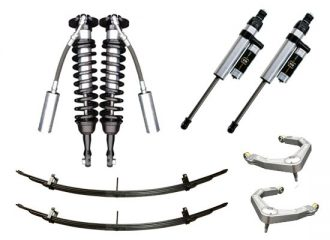 ICON Stage 5 Lift Kit / Suspension System for Toyota Tundra 2007, 2008, 2009, 2010, 2011, 2012, 2013