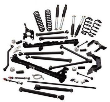 RCD 6″ Long Arm Suspension system / Lift Kit with Bilstein 5100 for Jeep Wrangler TJ 1997-2006