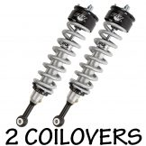 "Fox Coil-over IFP 0-2"" Front Lift Shocks for 95-04 Toyota Tacoma 4WD"