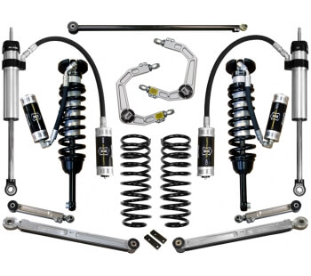 """ICON 0-3.5"""" Lift Kit Stage 6 for 2010-2017 Toyota 4Runner"""