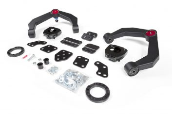 "Zone Offroad 2.5"" Upper Control Arms Lift Kit 2006-2011 Ram 1500"