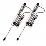 FOX Perf Res Adj 0-1 Rear Lift Shocks 89-98 Land Rover Discovery 1 4WD